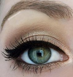 Idea for Prom Makeup (makeup geek)--Prom makeup? I was thinking about doing this for work tomorrow lol!