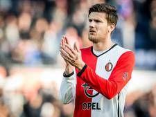 Kramer vervangt Jørgensen in de spits bij Feyenoord