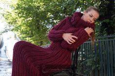 Great dress from http://www.creapulka-sweaters.com/en/