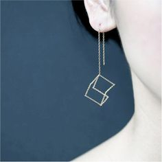 Shihara Chain earrings