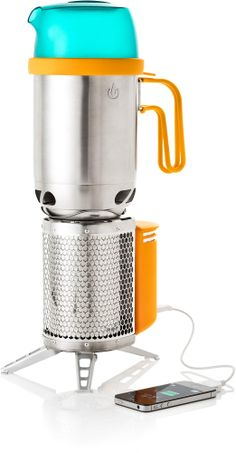 The stainless-steel BioLite KettlePot lets you make all your camp meals with a single piece of cookware. #REIGifts