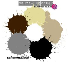 Neutrálne farby - ako ich spoznať - Supervizáž