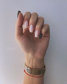 Semi-permanent varnish, false nails, patches: which manicure to choose? - My Nails Shellac Pedicure, Nail Manicure, Toe Nails, Nail Polish, Manicure Ideas, Fabulous Nails, Perfect Nails, Green Nails, Halloween Nails