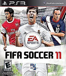 PS3 FIFA Soccer 2011  Video Game Sports PlayStation 3 (New Sealed)  | eBay