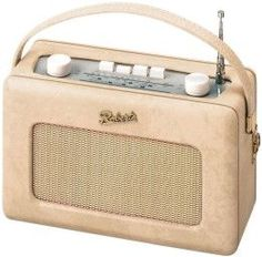 cute vintage radio.