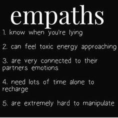 empath relationship problems