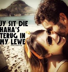 jy maak my lag Quotes For Him, Love Quotes, Afrikaanse Quotes, Girl Boss, Boss Wallpaper, Haha, Songs, South Africa, Random Stuff