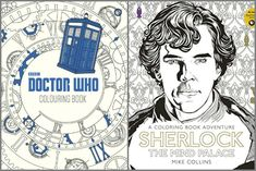 Whether you're a fan of Doctor Who, Captain Kirk or Jon Snow, we've found 8 geeky coloring books for adults for an out-of-this-world (ha) kind of zen.