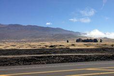 Driving around the Big Island #hawaii #travel