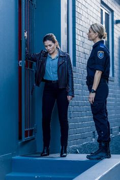 Yael Stone from OITNB and Danielle Cormack from Wentworth together in new show Deep Water.