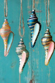 Sea Shell Ornament