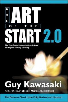 Fully revised and expanded for the first time in a decade, the art of the start 2.0 is guy kawasaki's classic bestselling guide to launching and making your new product, service or idea a success. Thi
