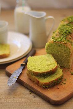 Pain de mie aux pistaches // Pistachios bread