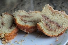 Lovin' From The Oven:Sour Cream Coffee Cake - Lovin' From The Oven