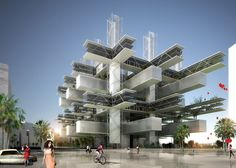 sane architecture recognized for taichung city cultural center proposal