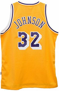 Magic Johnson Los Angeles Lakers Replica Jerseys