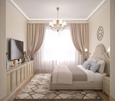 Curtains Colour And Ceiling Copy This Bedroom Home Interior Design