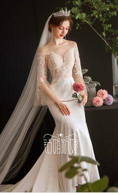Wedding Girl, Cute Wedding Dress, Princess Wedding Dresses, Wedding Gowns, Dream Wedding, Ball Dresses, Ball Gowns, Prom Dresses, Fairytale Dress