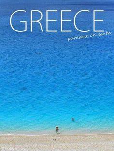 Greece... Paradise on Earth!