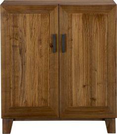 Marin Bar Cabinet    Crate and Barrel