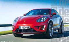 Is Q3 Porsche's Next CUV?