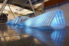 Carles Faus: FLUX: Architecture in a Parametric Landscape Exhibition