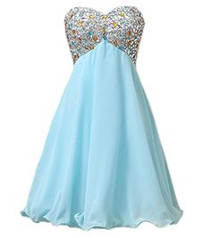 Belle House Chiffon Short Prom Party Dress Homecoming Gown HSD93 Belle House http://www.amazon.com/dp/B016NSCDAC/ref=cm_sw_r_pi_dp_Jjzzwb1HJW985