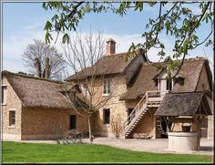 country french cottages - Google Search