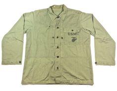 Image of WWII P44 HBT USMC shirt