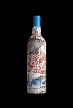 Gorgeous Patented Bottle Wine Sleeves by Stranger & Stranger (User Submission)