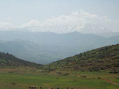 Toubkal mountain, Morocco.