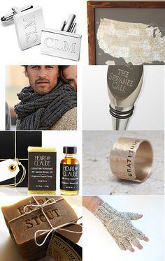 Cool handmade gifts for men! #gift #him #handmade