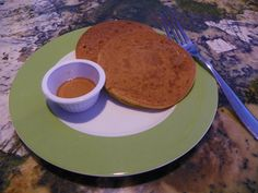 Pumpkin pancakes with maple syrup.  Yum -- what a great way to start day!!  http://www.123glutenfree.com/uploads/Recipes_web_6.pdf