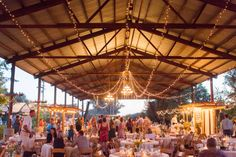 Wedding venue, hummingbird hollow, Porterville ca, barn, lights
