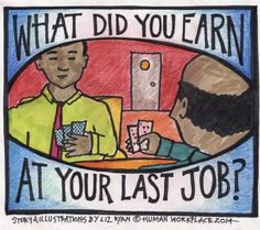 """""""What Did You Earn At Your Last Job?"""" 