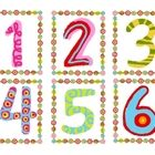 This is a number recognition activity using numbers 1-10.  These cards can be used to create a matching or memory game.  This reinforces number rec...