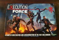 Warhammer 40k Assassins