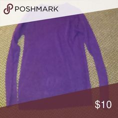Purple sweater Purple sweater warm soft atmosphere Sweaters Cardigans