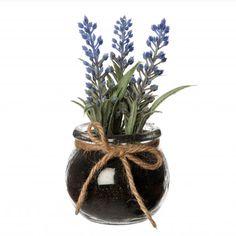 Intratuin kunstplant lavendel D 7 H 9 cm Vase, Cactus, Plants, Home Decor, Products, Lavender, Decoration Home, Room Decor, Flower Vases