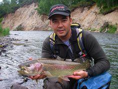 kamchatka fly fishing (flyfisherman magazine)
