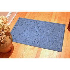Bungalow Flooring Soft Impressions Britney Leaf Mat