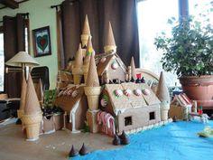 Die coolsten Lebkuchenhäuser, die ihr heute sehen werdet