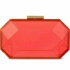 Juicy couture gemstone clutch JUICY COUTURE GEMSTONE CLUTCH Juicy Couture Bags Clutches & Wristlets