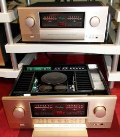 Accuphase E-600 Class A integrated   amplifier