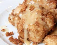 Printing Recipe - Caramel Cinnamon Roll Bites | Rhodes Bake-N-Serv