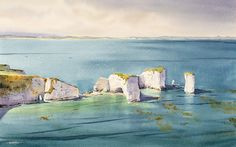 Oliver Pyle Fine Art / Landscape Artist / Watercolour Painter