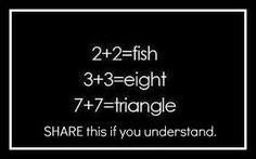 I can I'm so smart!!!