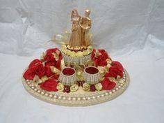 Ring Platter & Engagement Ring Platter | wedding trousseau | Pinterest | Engagement ...