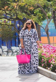 cool The Curvy Girl Guide: Pretty Maxi Vestidos Plus Size, Plus Size Maxi Dresses, Plus Size Outfits, Fat Fashion, Curvy Girl Fashion, Trendy Plus Size Fashion, Plus Fashion, Moda Xl, Garner Style