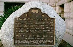 #837: Orange County Courthouse, Santa Ana Orange County California, Historical Landmarks, Santa, History, Historia